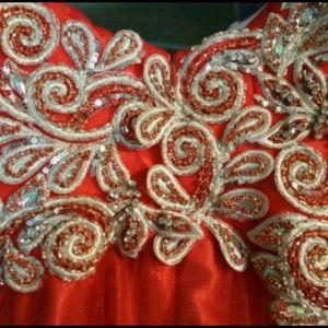 TonyBowl Prom Dress